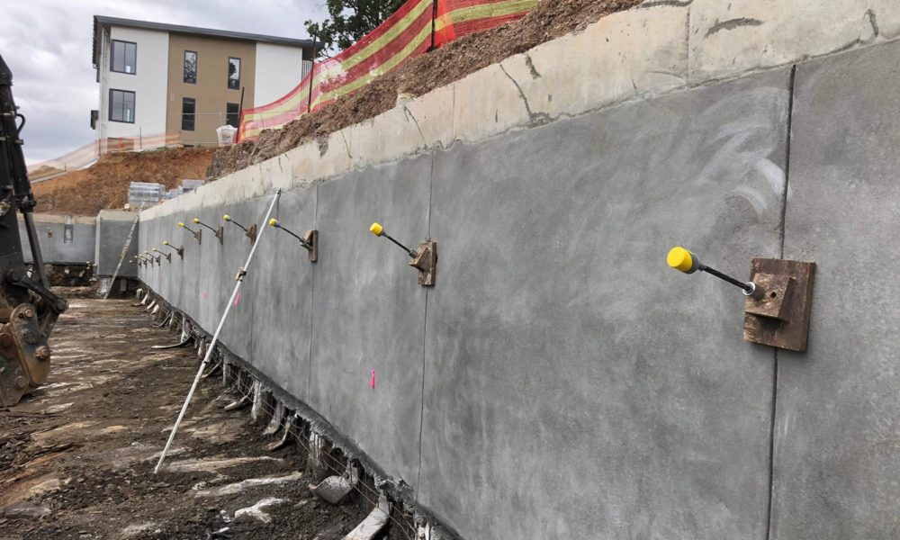 Copy of Shotcrete and anchors